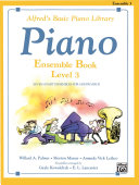Alfred's Basic Piano Library - Ensemble Book 3
