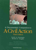 A Documentary Companion to A Civil Action