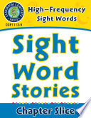 High Frequency Sight Words Sight Word Stories