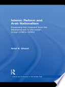 Islamic Reform and Arab Nationalism Relationship Between Islam Nationalism And The