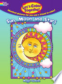 Let S Color Together Sun Moon And Stars
