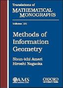Methods of Information Geometry