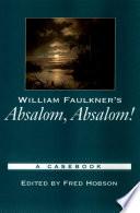 download ebook william faulkner's absalom, absalom! pdf epub