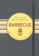 download ebook the little black book of barbecue pdf epub