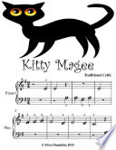 Kitty Magee - Beginner Tots Piano Sheet Music Free download PDF and Read online
