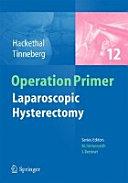 Laparoscopic Hysterectomy