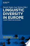 Linguistic Diversity in Europe