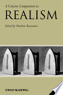 A Concise Companion to Realism