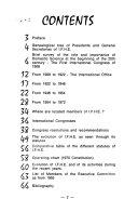 History of the International Federation for l'économie familiale