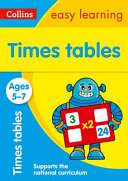 Times Tables Ages 5 7