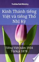 Kinh Thánh tiếng Việt và tiếng Thổ Nhĩ Kỳ