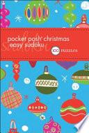 Pocket Posh Christmas Easy Sudoku