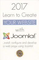 2017 Learn to Create Your Website with Joomla