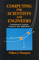 Computing for Scientists and Engineers
