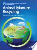 Animal Manure Recycling