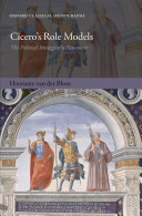 Cicero s Role Models By The Roman Orator And Statesman Cicero As