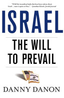 download ebook israel: the will to prevail pdf epub