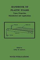 Handbook of Plastic Foams