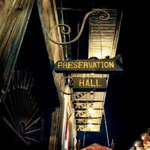 Preservation Hall - ISBN:9780807140239