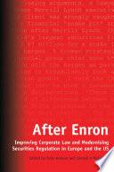 After Enron