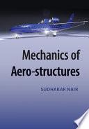 Mechanics of Aero structures