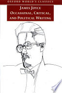 Occasional  Critical  and Political Writing