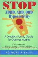 Stop ADHD, ADD, ODD Hyperactivity