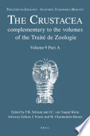 Treatise on Zoology   Anatomy  Taxonomy  Biology  The Crustacea  Volume 9 Part A