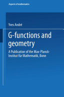 G-Functions and Geometry