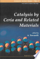 Catalysis By Ceria And Related Materials book