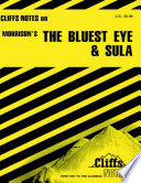 download ebook cliffsnotes on morrison's the bluest eye & sula pdf epub
