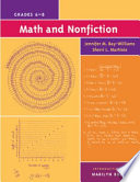 Math and Nonfiction  Grades 6 8