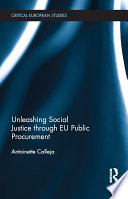 Unleashing Social Justice through EU Public Procurement