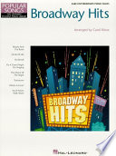 Broadway Hits  Songbook
