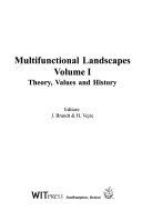Multifunctional Landscapes book