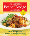 The Complete Best of Bridge Cookbooks Bound Hardcover Edition Of Two Of The