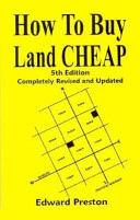 How to Buy Land Cheap