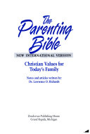 The Parenting Bible New International Version
