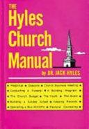 Hyles Church Manual