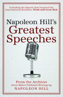 Napoleon Hill s Greatest Speeches