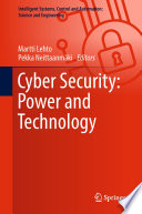 Cyber Security  Power and Technology