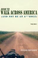How To Walk Across America book