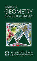 Kiselev S Geometry