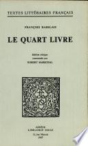 Le quart livre