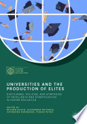 Universities and the Production of Elites
