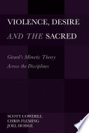 download ebook violence, desire, and the sacred, volume 1 pdf epub