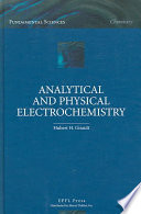 Analytical and Physical Electrochemistry