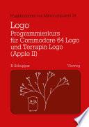 Logo-Programmierkurs für Commodore 64 Logo und Terrapin Logo (Apple II)