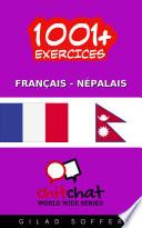 illustration 1001+ Exercices Français - Népalais