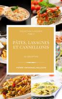 illustration Pates, Lasagnes et Cannellonis